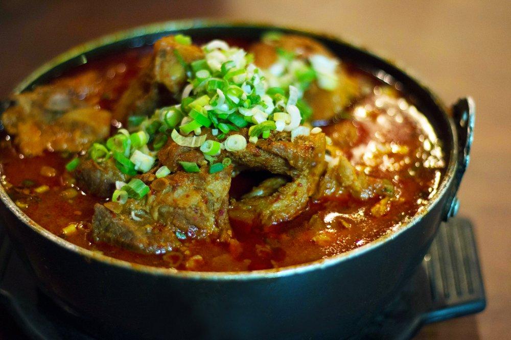 Pork Neck Stew