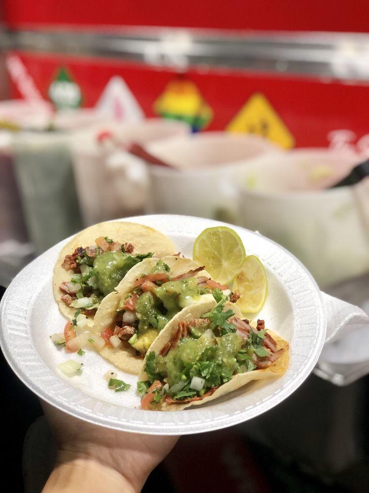 El Flamin' Taco