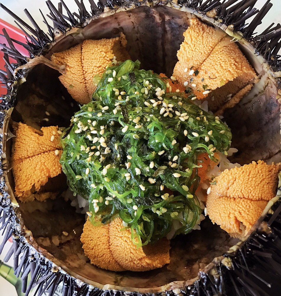 Uni Rice Bowl