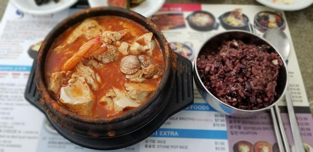 Surawon Tofu House