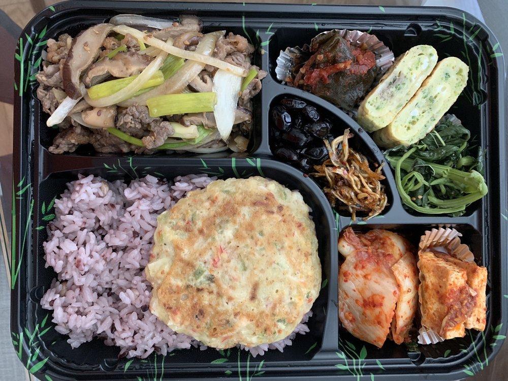 Beef Bulgogi Bento Box
