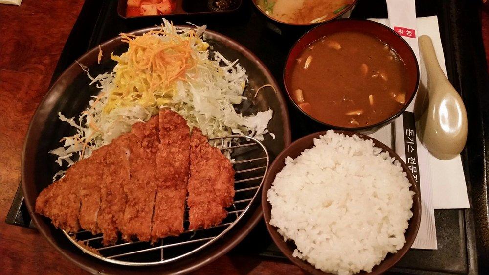 Curry Donkatsu