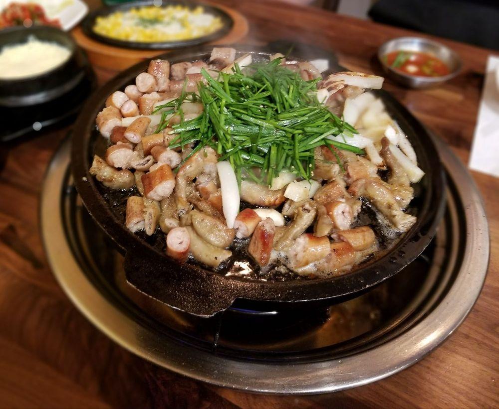 Small Beef Intestine Combo