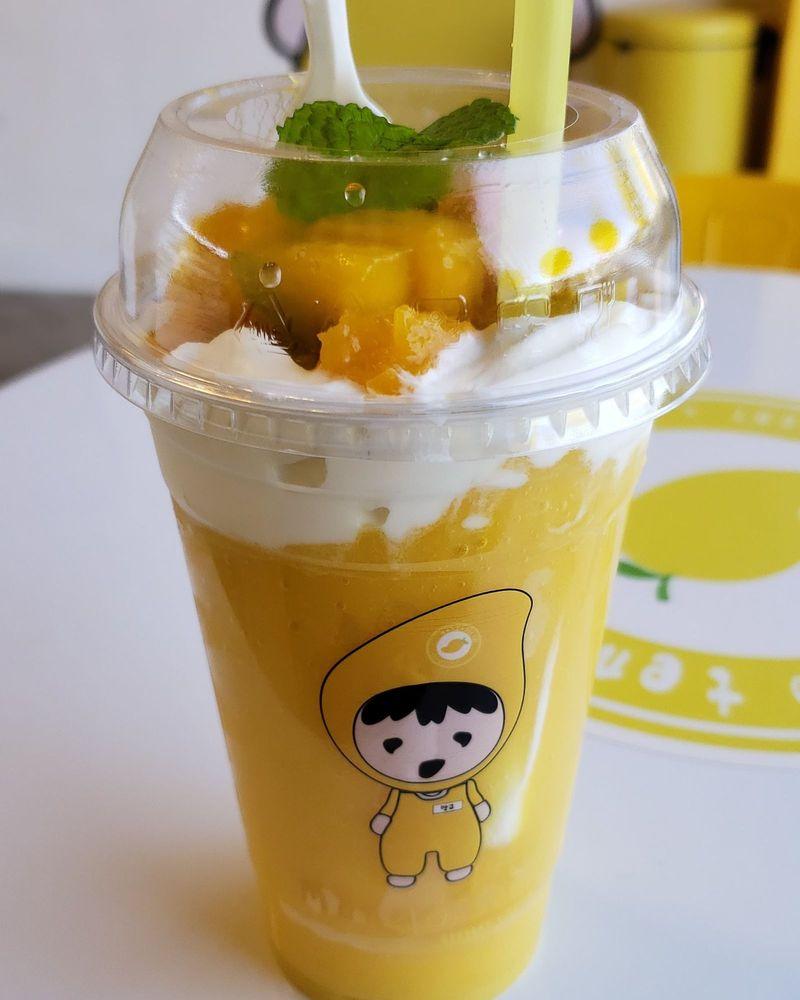 Mango tenten