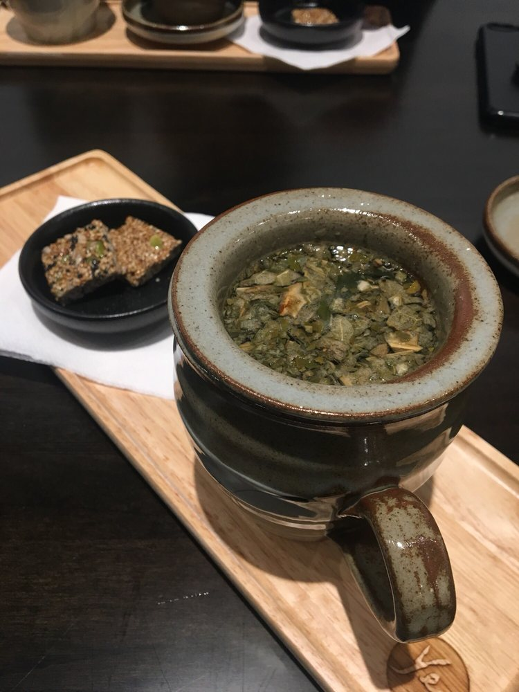 YE Stage & Tea
