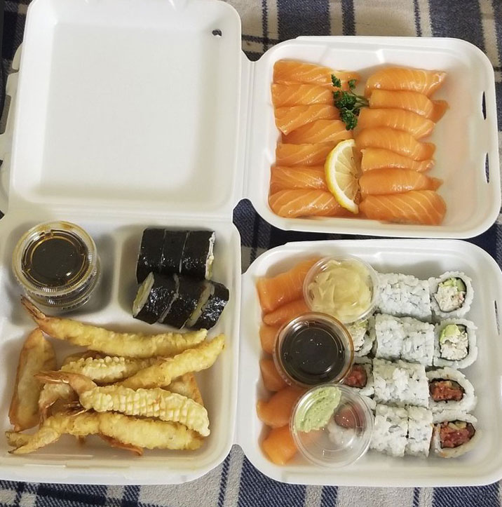 All You Can Eat Sushi & BBQ