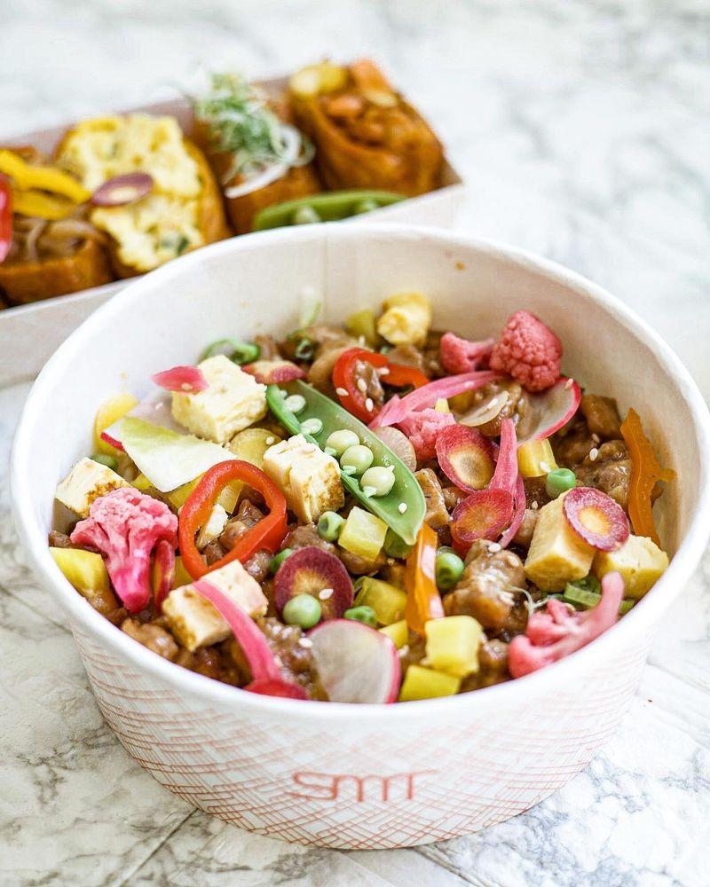 Chicken Bulgogi Salad Bowl