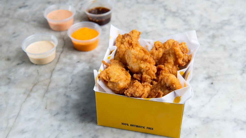 Sam's Crispy Chicken
