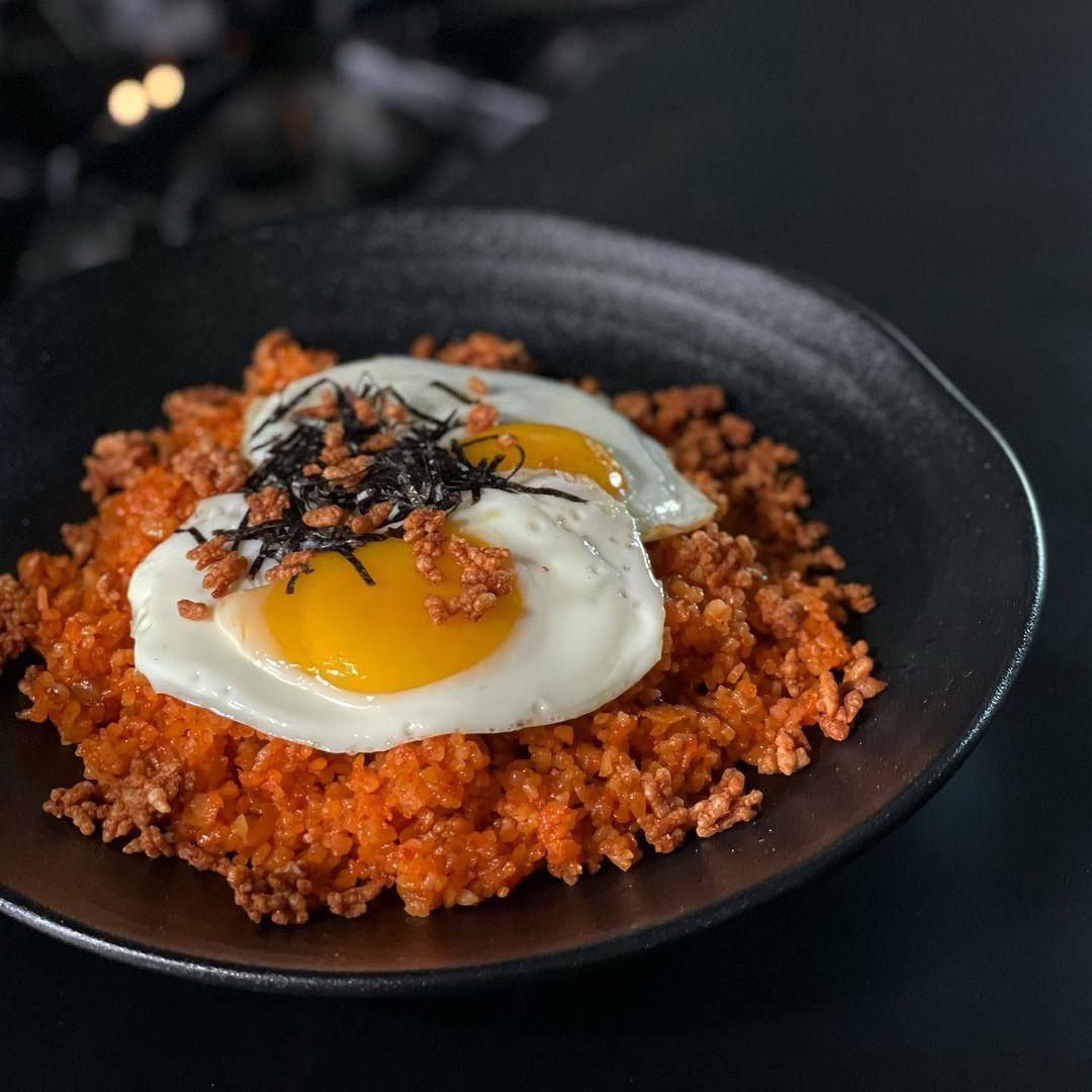 Kkakdooki Fried Rice
