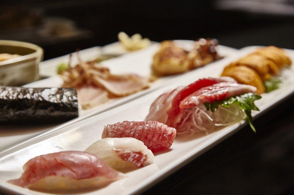 Sooda Sushi & Sashimi Set